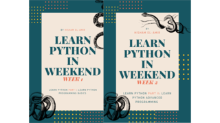 Learn Python and OOP in Weekend
