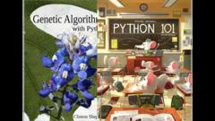 Python 101 + Genetic Algorithms with Python