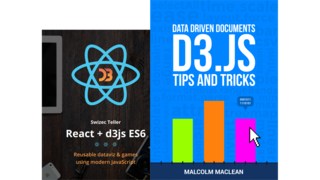 React+d3.js with D3 Tips and Tricks