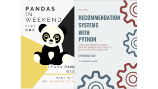 Recommendation System + Pandas Sheet