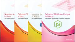 Selenium WebDriver Recipes