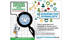 Spreadsheets and Scraping