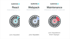 SurviveJS - All books