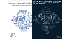 """""""The C++ Standard Library"""" and """"Concurrency with Modern C++"""""""