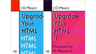 Upgrade Your HTML I + II