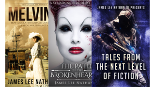 Victorian Age Fiction Featuring MELVINA
