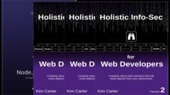 Web Developer Security Toolbox