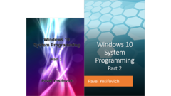 Windows 10 System Programming