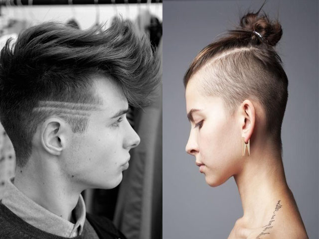 Swell Bundlr 75 Best Undercut Hairstyles Ideas For Mens Amp Women Hairstyles For Women Draintrainus