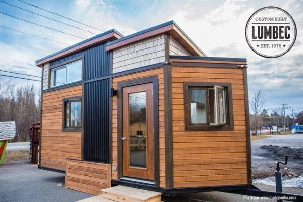 Tiny Houses On Wheels タイニーハウスはRVではないが、魅力的な存在 ( 建設・不動産