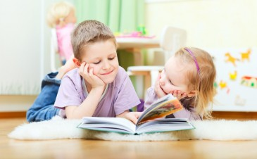 When do children learn to read?