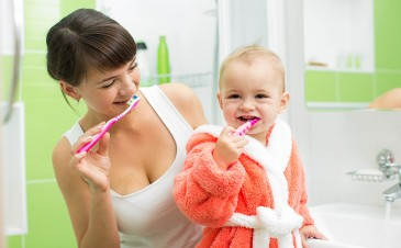 What type of toothpaste should I use on my toddler?