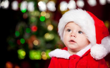 """Bundoo's Twelve Days of Christmas: """"Mom, is Santa white?"""" and other tricky questions"""