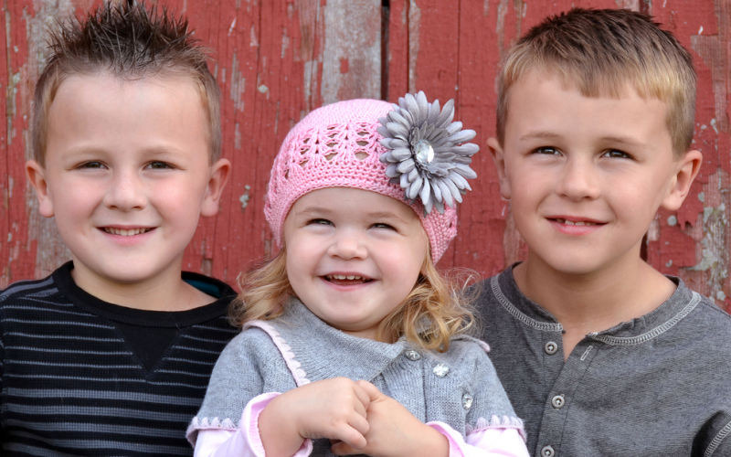 Birth order: the misunderstood middle child