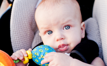 QOD: My car seat has a top tether. What is it?