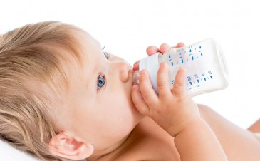 When do I stop giving my baby formula?