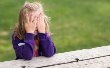 Age-appropriate fears for babies and children