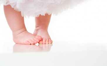 Bowlegs in infants and toddlers