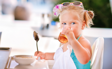 When should you give fruit juice to your baby?