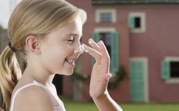 QOD: Should my child wear sunscreen every day?