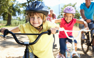 QOD: What should I look for in a bicycle helmet for my toddler?
