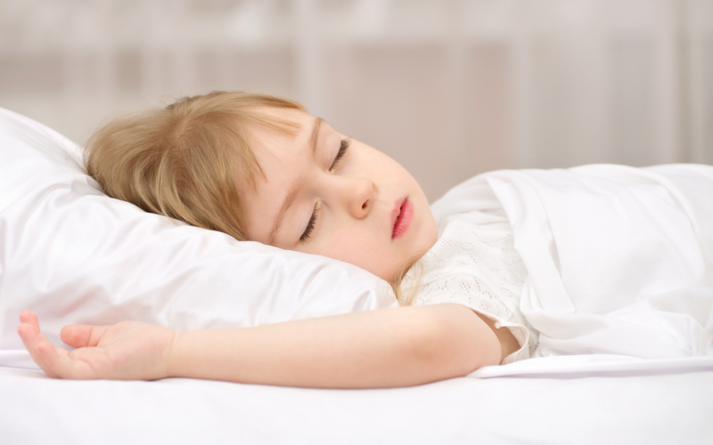 What a typical sleep schedule looks like for an 18 month- to 2.5-year-old