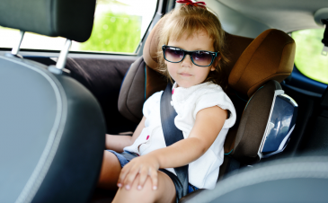 5 car seat mistakes parents make with their toddlers