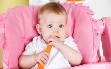 6 dangerous foods for your baby