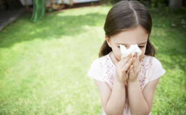 How do I know if my child is still contagious?
