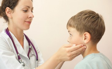 Why your child has swollen glands