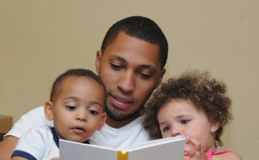 Sometimes it's my voice—why I read to my child
