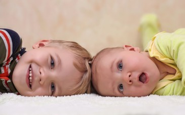 What to do when an older sibling wants to send your new baby back