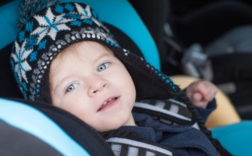 What is one thing that will make my children safer in the car?