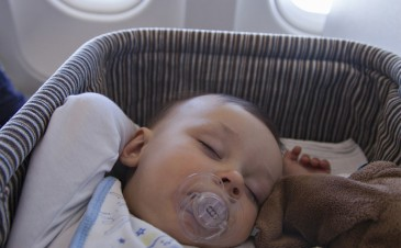 9 baby sleep solutions for holiday travel