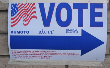 Advice from Dr. Sara: Vote!