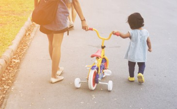 New Year's resolutions: the new parent edition