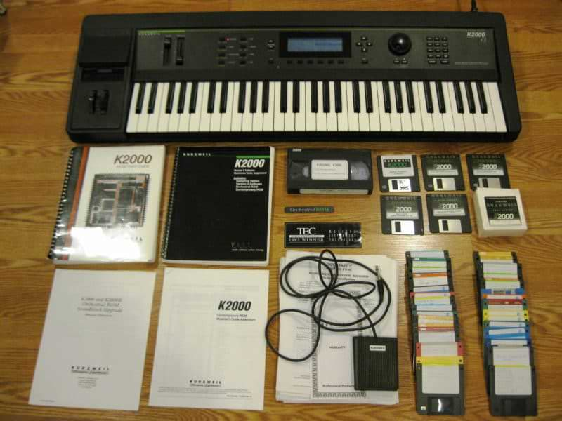 k2000-full-package