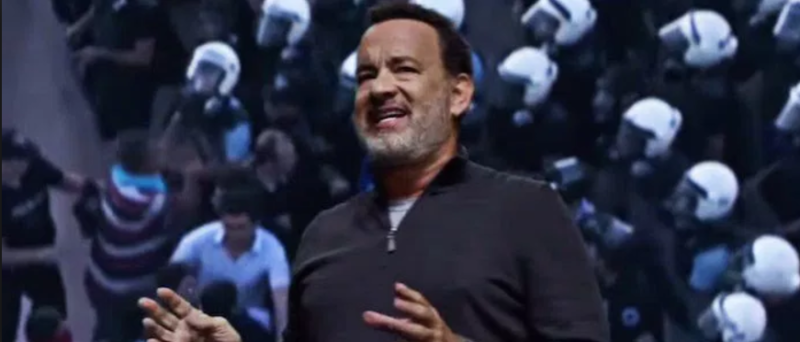 image;Tom Hanks The Circle