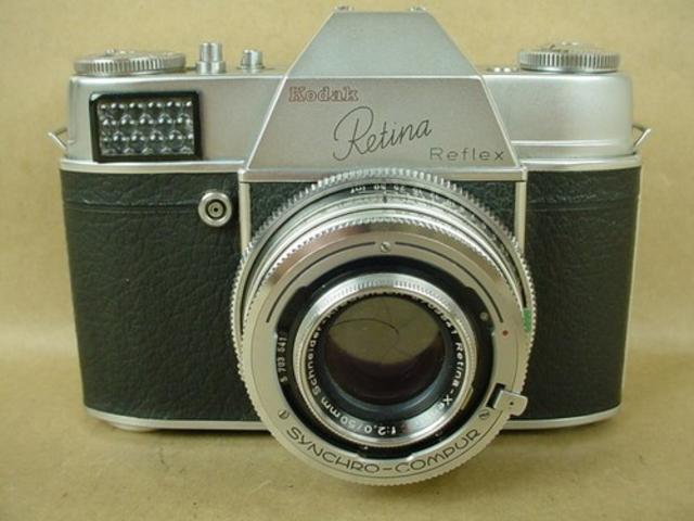 Vintage Slr Camera 95