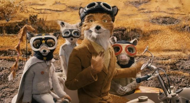 fantastic mr fox fall movie