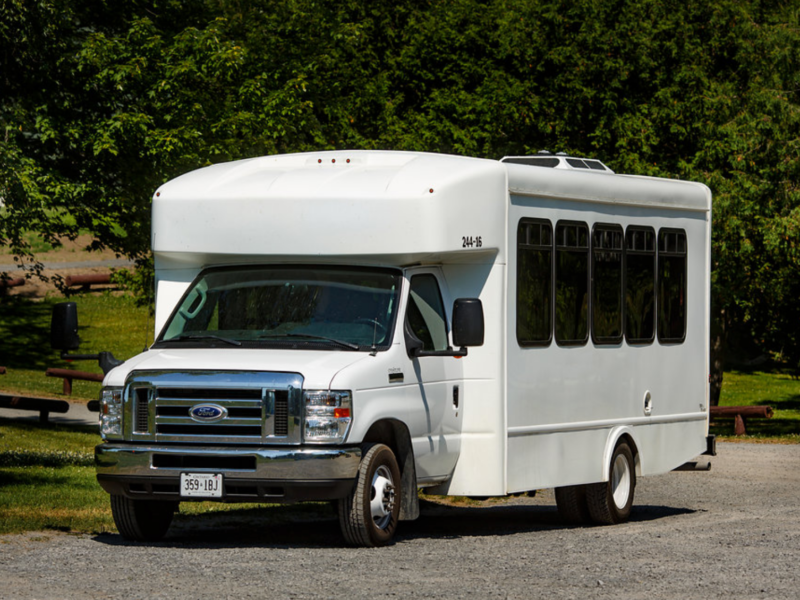 Charter a Minibus