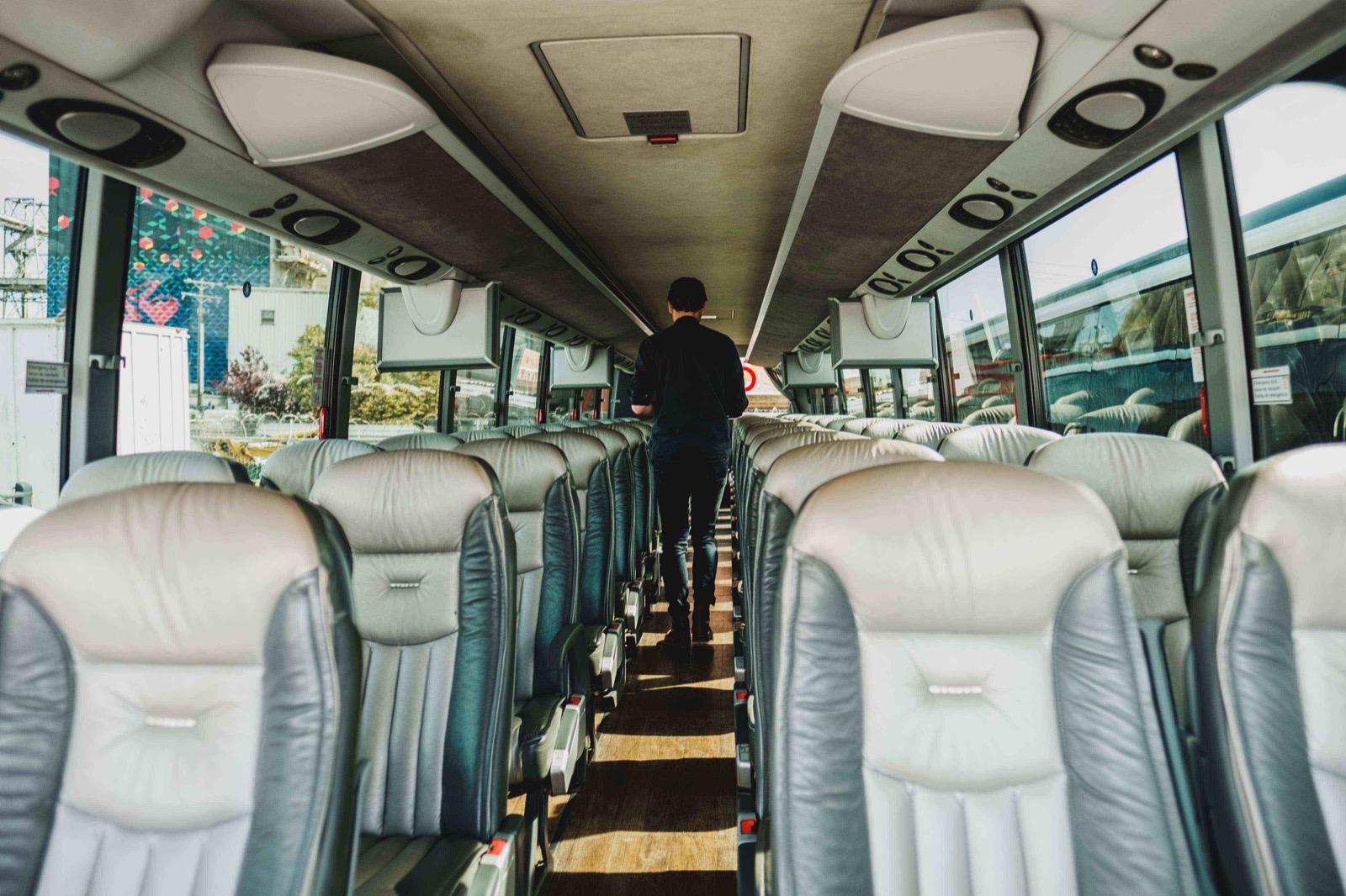 What's a Coach Bus?