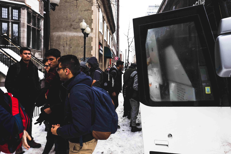 When Should You Rent a Coach Bus?