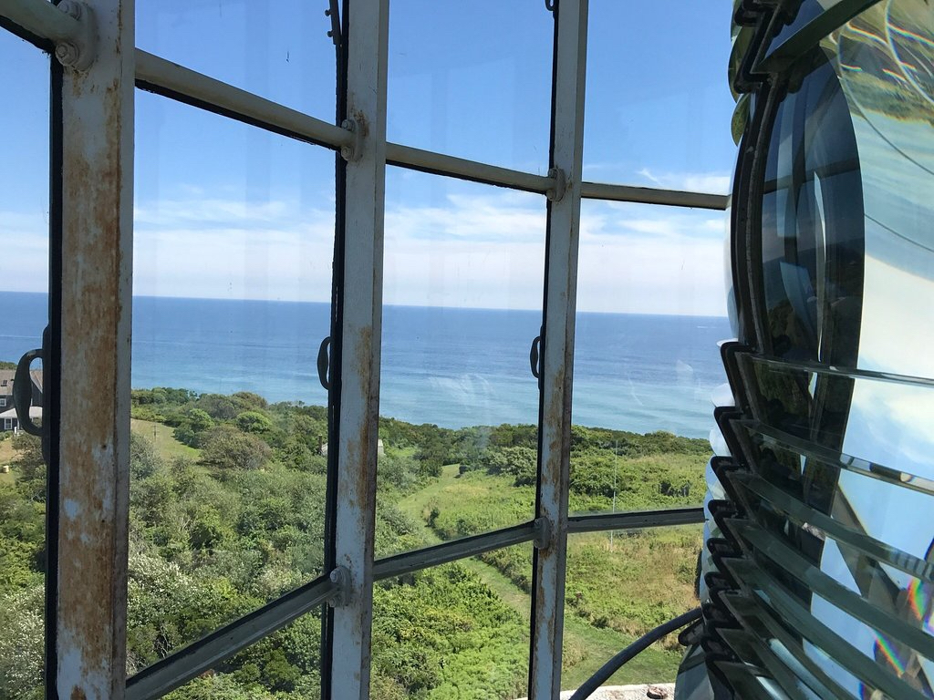 Visit the Southeast Lighthouse by renting a charter bus.