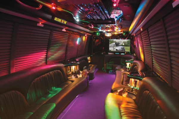What's a Party Bus?