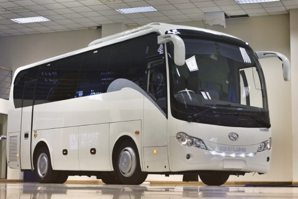 What's a Mini Coach Bus?