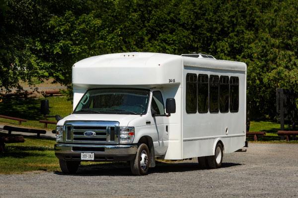Charter a Mini Bus