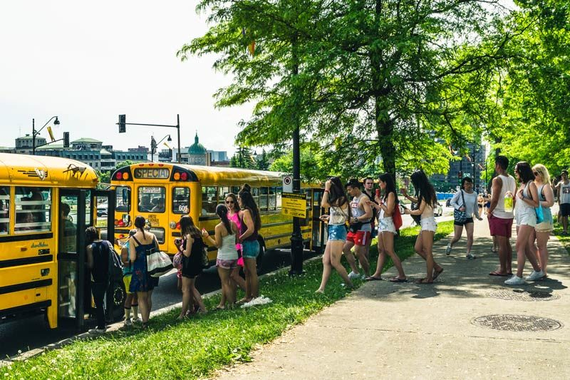 School and Camp Shuttle Services