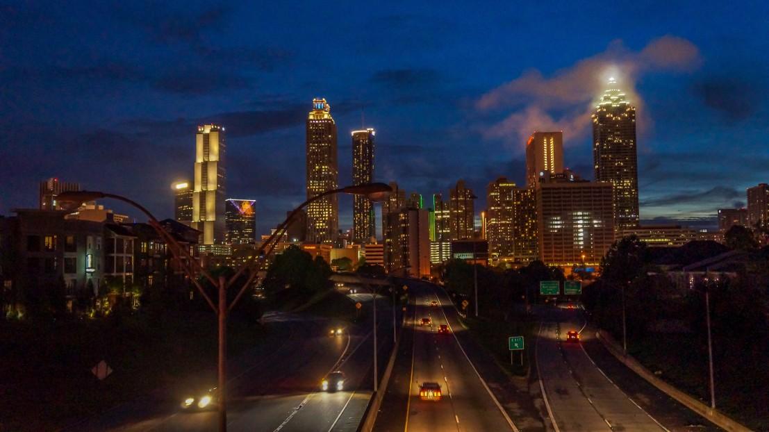 Begin the Southern Tour in Atlanta