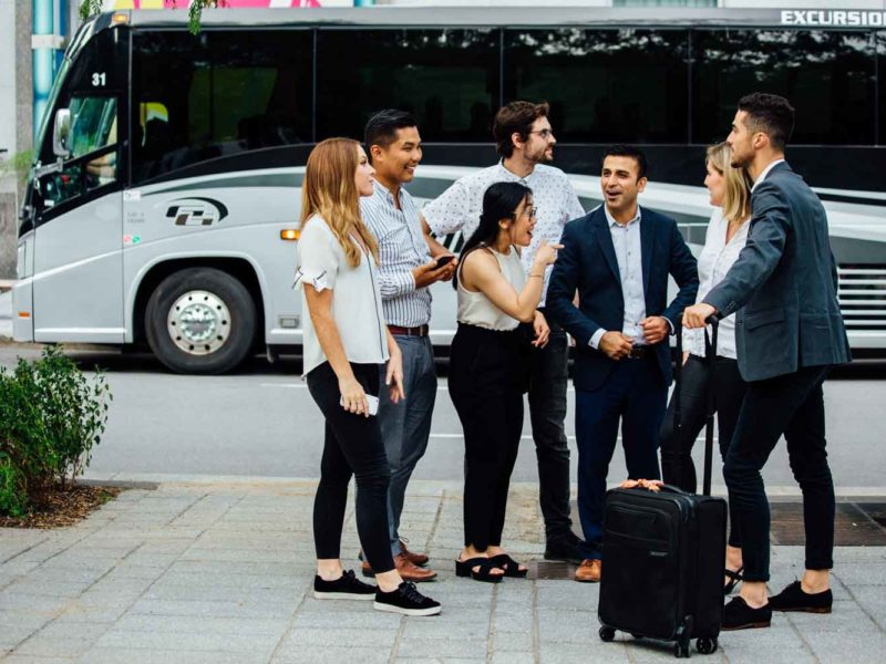 Your Guide to Corporate Bus Rentals